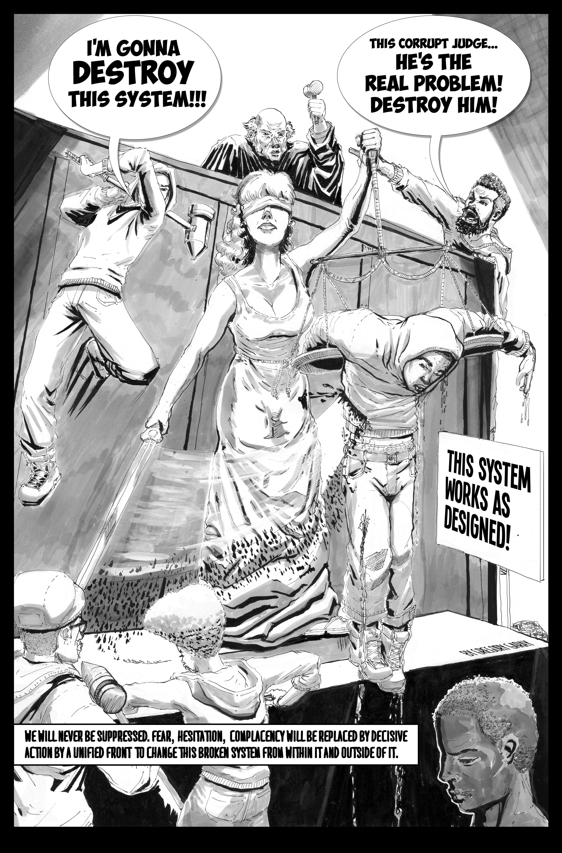 Artist Against Police Brutality